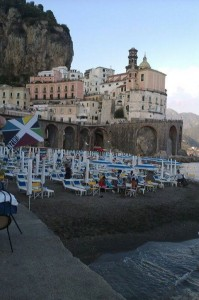 #NZIRIA ATRANI - Amalfi Coast