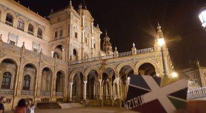 #NZIRIA #Plaza De Espana a Servilla