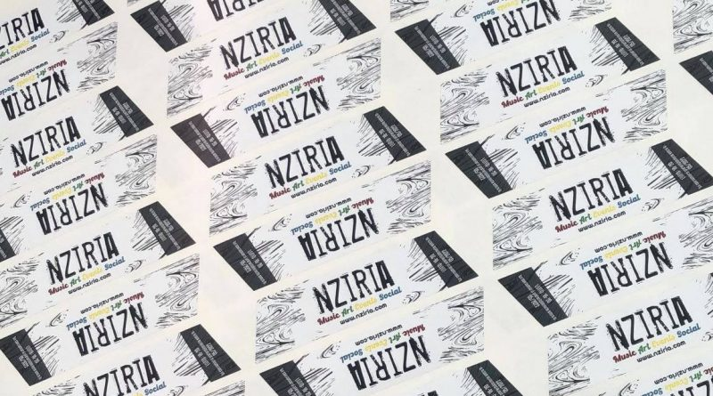 NZIRIA print