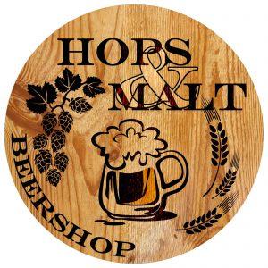 hops and malt nziria